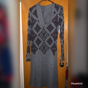 Maurice's hooded duster cardigan